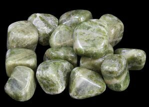 Bulk Polished Vesuvianite - 8oz. (~ 10pc.)