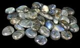 "1.5 - 2"" Polished Labradorite Stones - Photo 2"