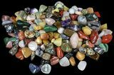 Bulk Mixed Polished Minerals - 8oz. (~ 15pc.) - Photo 4