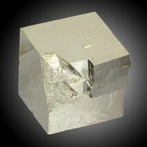 "1.05"" Pyrite Cube - Navajun, Spain For Sale, #31019"