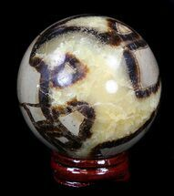 "Buy 2.45"" Polished Septarian Sphere  - #36064"