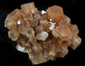 "1.8"" Aragonite Twinned Crystal Cluster - Morocco For Sale, #37316"