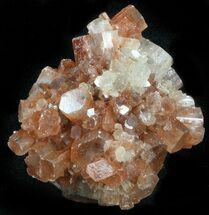 "1.5"" Aragonite Twinned Crystal Cluster - Morocco For Sale, #37328"