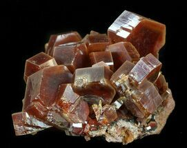 Vanadinite  - Fossils For Sale - #42198