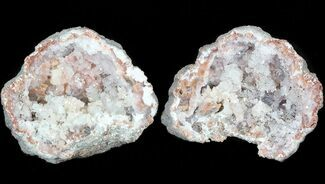 "1.45"" Keokuk ""Red Rind"" Geode - Iowa For Sale, #43991"