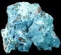 "5.1"" Botryoidal Chrysocolla on Matrix - Congo - #45278-1"