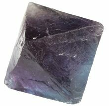 "Buy 1.76"" Fluorite Octahedral Crystal - Purple/Green/Blue - #48442"