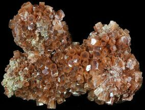 "Buy 3.3"" Aragonite Twinned Crystal Cluster - Morocco - #49261"