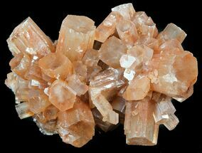 "Buy 2.3"" Aragonite Twinned Crystal Cluster - Morocco - #49294"