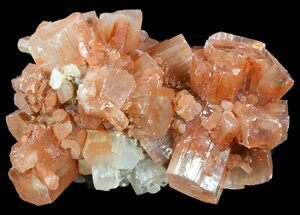 "2.2"" Aragonite Twinned Crystal Cluster - Morocco For Sale, #49298"