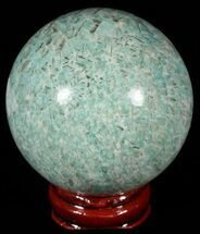 Microcline var. Amazonite - Fossils For Sale - #51603