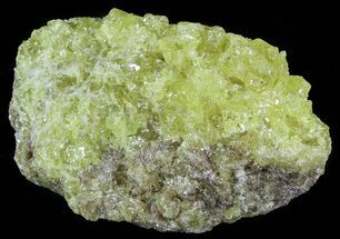 "3.4"" Sulfur Crystals on Matrix - Bolivia For Sale, #51569"