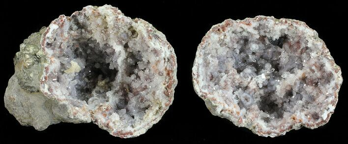 "2.25"" Keokuk ""Red Rind"" Geode - Iowa"