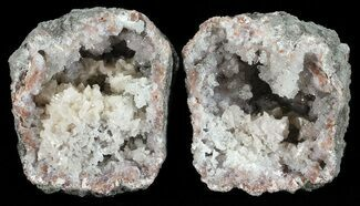"Buy 1.7"" Keokuk ""Red Rind"" Geode - Iowa (Reduced Price) - #53395"