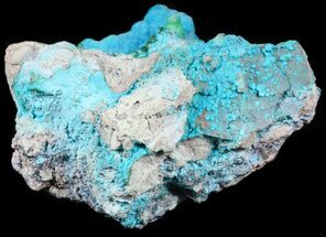 Chrysocolla - Fossils For Sale - #54987