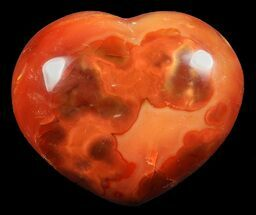 Carnelian - Fossils For Sale - #59487