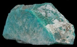 "1.6"" Amazonite Crystal - Colorado For Sale, #61355"