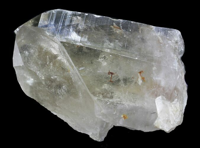 "3.7"" Smoky Quartz Crystal - Brazil"