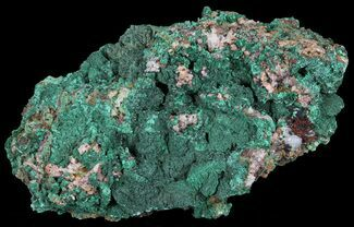 "Buy 4.5"" Malachite on Matrix - Morocco - #57058"