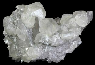 "7.1"" Quartz and Calcite Association - Fluorescent For Sale, #62066"