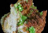 "1.4"" Pyromorphite Crystal Cluster - China - #63676-2"