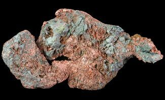Copper - Fossils For Sale - #65247