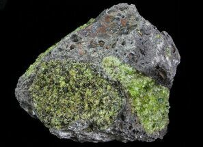 "Buy 4.6"" Peridot in Basalt - Arizona - #66361"