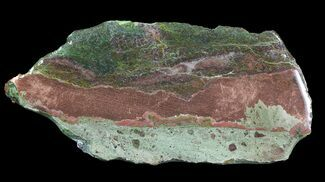 "Buy 3.7"" Copper Ore Slice - Michigan - #66379"
