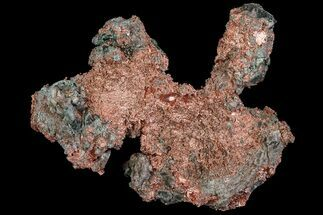 "5.1"" Natural, Native Copper Formation - Michigan For Sale, #65939"
