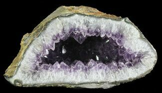 "Buy 9"" Purple Amethyst Geode - Uruguay - #66694"