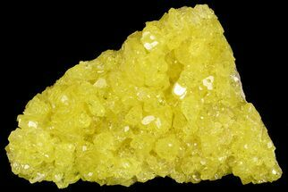 Sulfur  - Fossils For Sale - #66300