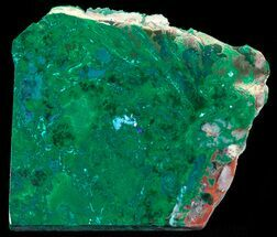 Chrysocolla & Malachite - Fossils For Sale - #69498