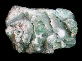 "Buy 2"" Green Fluorite & Druzy Quartz - Colorado - #33379"