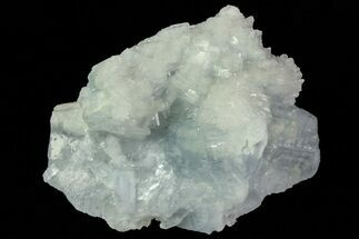 "1.7"" Tabular, Blue Barite Crystal Cluster - Spain For Sale, #70223"