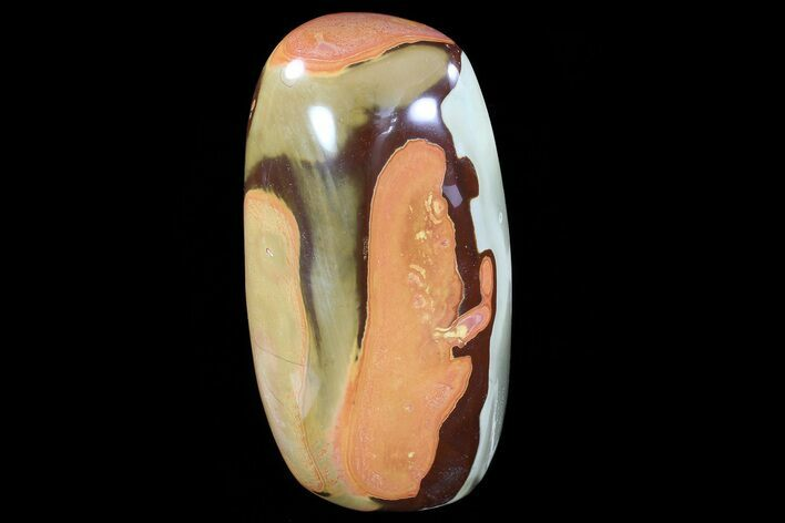 "6.8"" Tall, Polychrome Jasper Freeform - Madagascar"