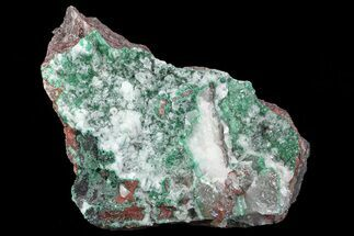 "3.2"" Rosasite, Selenite and Ferroan Dolomite Association - Morocco For Sale, #76292"
