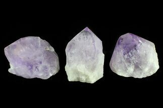 "Wholesale Lot: 18 Lbs Amethyst Crystals (3"") - Brazil For Sale, #77855"