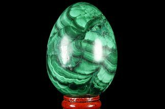 Malachite - Fossils For Sale - #78921