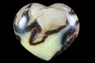 "Buy 2.8"" Polished Septarian Heart - #82048"