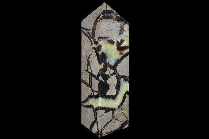 "8.2"" Polished Septarian Obelisk - Madagascar"
