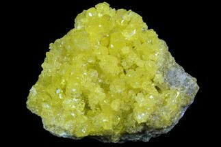 Sulfur  - Fossils For Sale - #84513