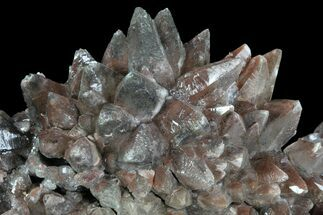 Calcite & Hematite - Fossils For Sale - #84402
