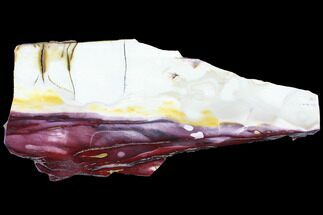 "Buy 9.9"" Polished Mookaite Jasper Slab - Australia - #86632"