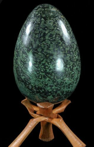 "12.7"" Polished Kambaba Jasper ""Egg"" - Madagascar (Special Price)"