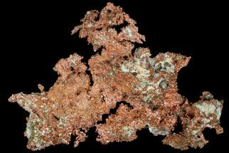 Copper - Fossils For Sale - #90375