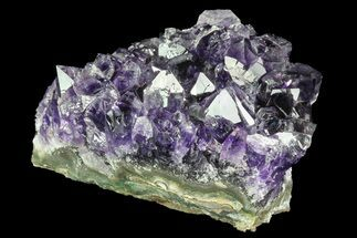 Quartz var. Amethyst - Fossils For Sale - #90186