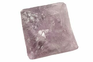 "1.77"" Fluorite Octahedron - Purple/Green For Sale, #90941"