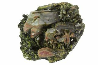 Epidote - Fossils For Sale - #91986