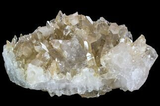 "Buy 6.8"" Quartz Crystal Cluster - Brazil - #93037"