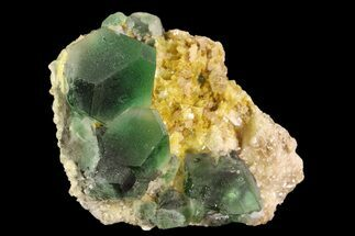 Fluorite, Goshenite & Mica - Fossils For Sale - #93699